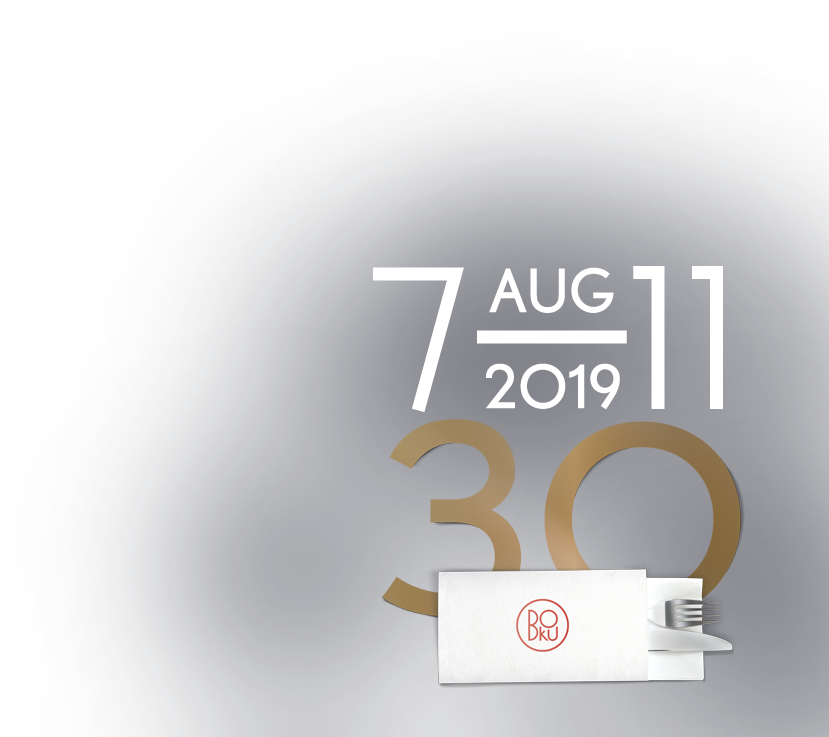 7 – 11 August 2019